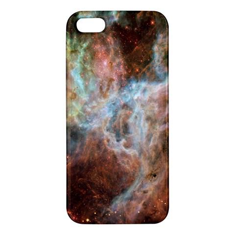 Tarantula Nebula Central Portion iPhone 5S/ SE Premium Hardshell Case