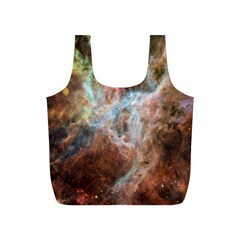 Tarantula Nebula Central Portion Full Print Recycle Bags (S)