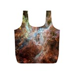 Tarantula Nebula Central Portion Full Print Recycle Bags (S)  Back
