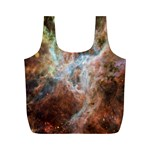 Tarantula Nebula Central Portion Full Print Recycle Bags (M)  Front