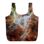 Tarantula Nebula Central Portion Full Print Recycle Bags (L)  Front