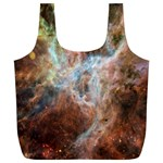 Tarantula Nebula Central Portion Full Print Recycle Bags (L)  Back