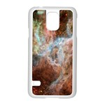 Tarantula Nebula Central Portion Samsung Galaxy S5 Case (White) Front