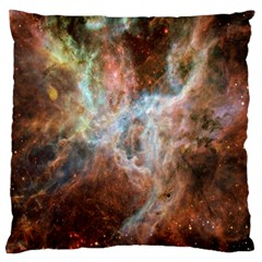Tarantula Nebula Central Portion Large Flano Cushion Case (One Side)