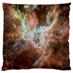 Tarantula Nebula Central Portion Large Flano Cushion Case (Two Sides) Back