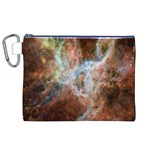 Tarantula Nebula Central Portion Canvas Cosmetic Bag (XL) Front