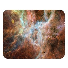 Tarantula Nebula Central Portion Double Sided Flano Blanket (Large)