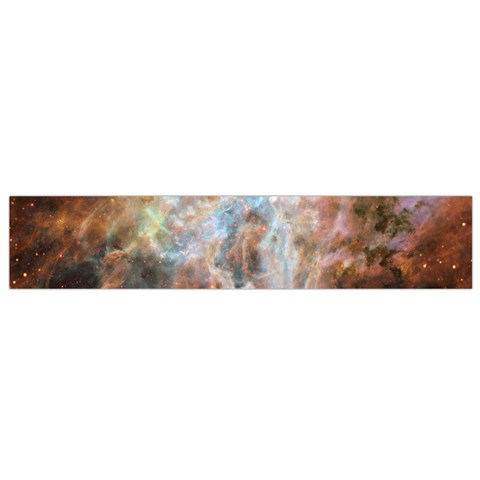 Tarantula Nebula Central Portion Flano Scarf (Small)