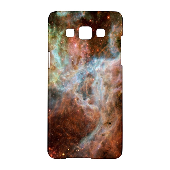 Tarantula Nebula Central Portion Samsung Galaxy A5 Hardshell Case