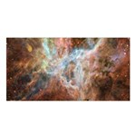 Tarantula Nebula Central Portion Satin Shawl Front