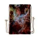 Tarantula Nebula Central Portion Drawstring Bag (Small) Back