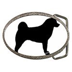 Akita Silo2 Belt Buckles Front