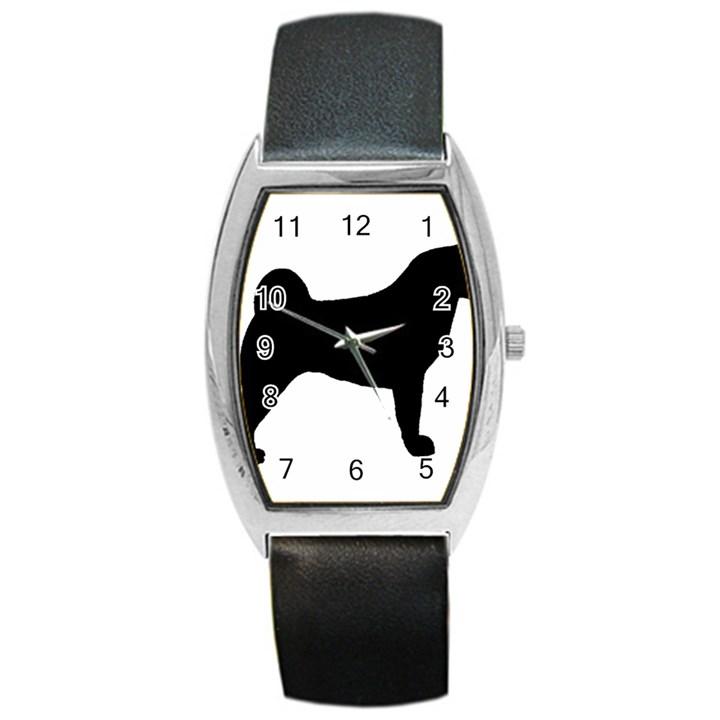 Akita Silo2 Barrel Style Metal Watch