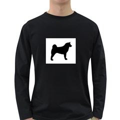 Akita Silo2 Long Sleeve Dark T Shirts