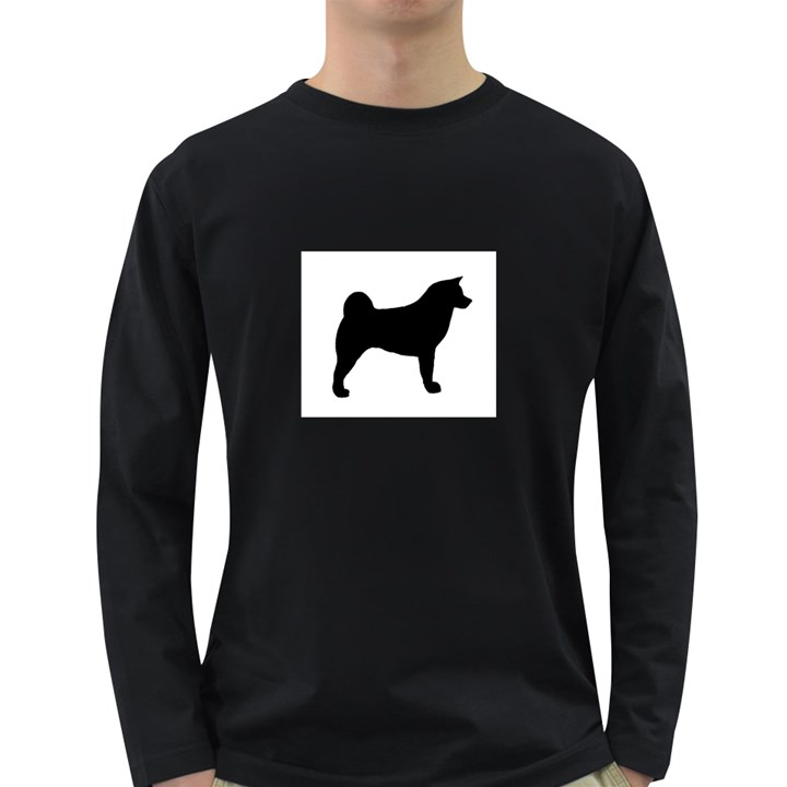 Akita Silo2 Long Sleeve Dark T-Shirts