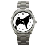Akita Silo2 Sport Metal Watch Front