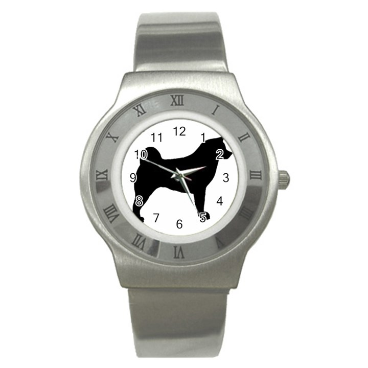 Akita Silo2 Stainless Steel Watch