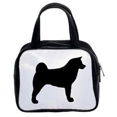 Akita Silo2 Classic Handbags (2 Sides)