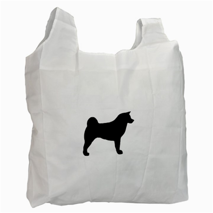 Akita Silo2 Recycle Bag (One Side)