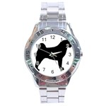 Akita Silo2 Stainless Steel Analogue Watch Front