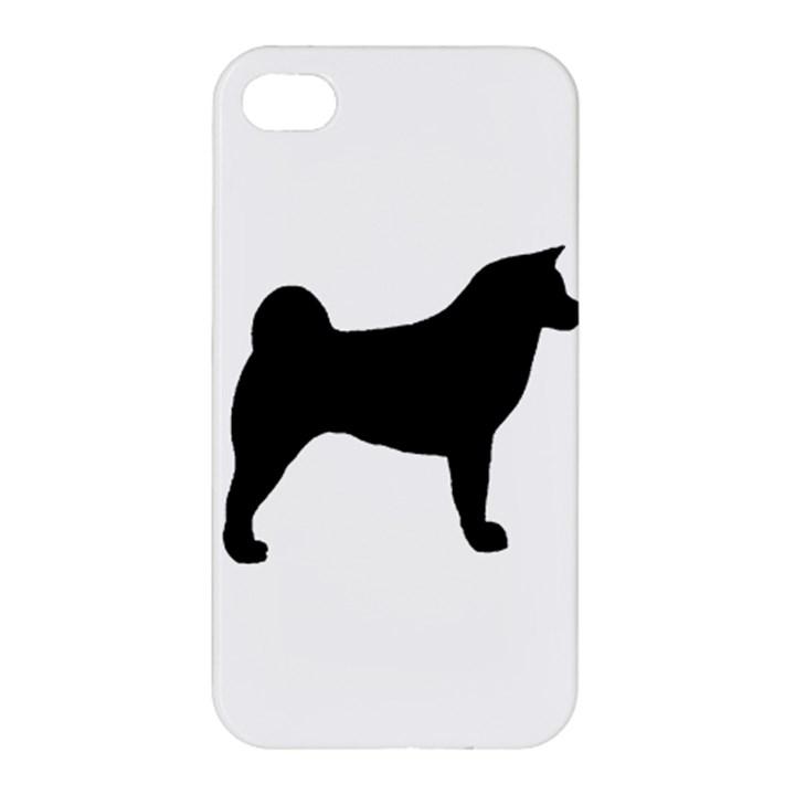 Akita Silo2 Apple iPhone 4/4S Premium Hardshell Case