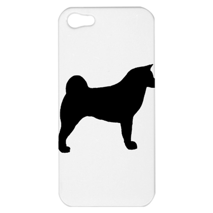 Akita Silo2 Apple iPhone 5 Hardshell Case