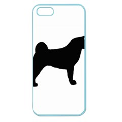Akita Silo2 Apple Seamless iPhone 5 Case (Color)