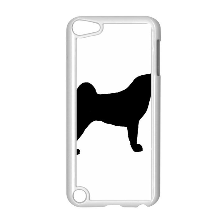 Akita Silo2 Apple iPod Touch 5 Case (White)