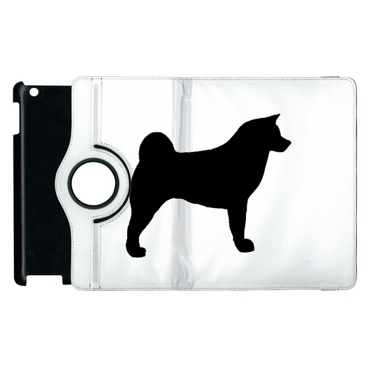 Akita Silo2 Apple iPad 2 Flip 360 Case