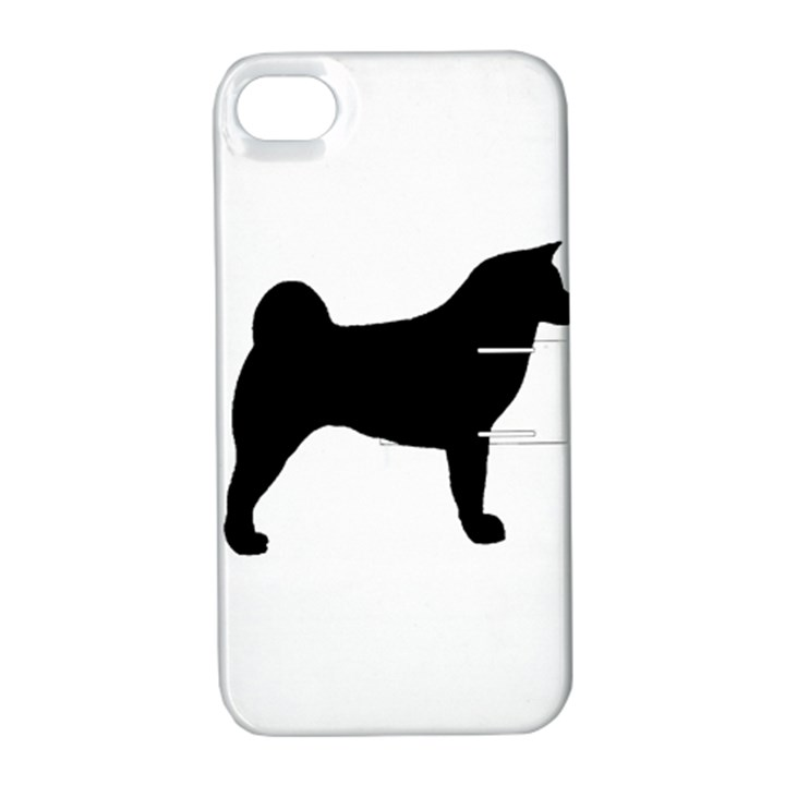 Akita Silo2 Apple iPhone 4/4S Hardshell Case with Stand