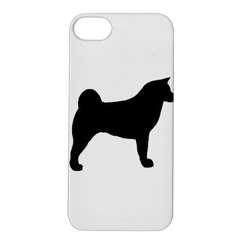 Akita Silo2 Apple iPhone 5S/ SE Hardshell Case