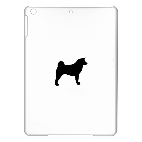 Akita Silo2 iPad Air Hardshell Cases