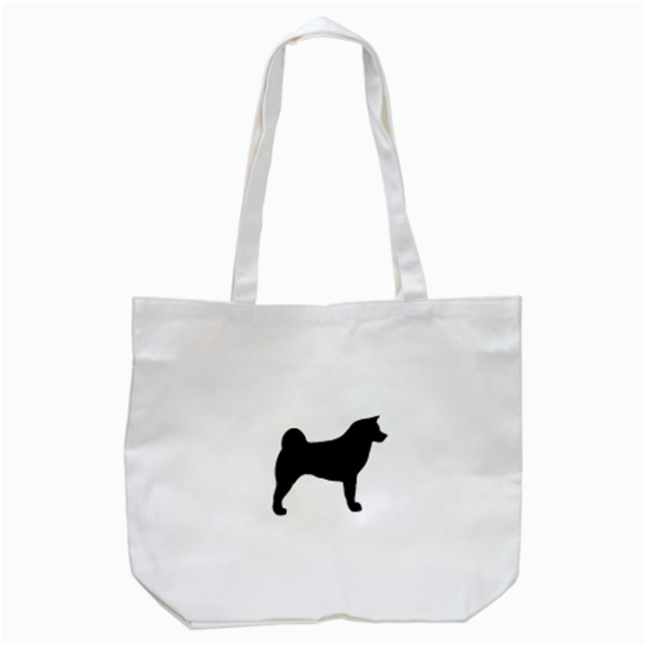 Akita Silo2 Tote Bag (White)