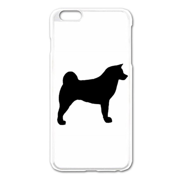 Akita Silo2 Apple iPhone 6 Plus/6S Plus Enamel White Case
