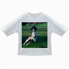 English Springer Catching Ball Infant/Toddler T-Shirts