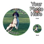 English Springer Catching Ball Playing Cards 54 (Round)  Front - Joker1