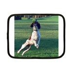 English Springer Catching Ball Netbook Case (Small)  Front