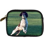English Springer Catching Ball Digital Camera Cases Front