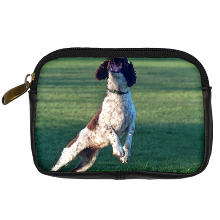English Springer Catching Ball Digital Camera Cases
