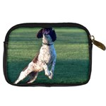 English Springer Catching Ball Digital Camera Cases Back