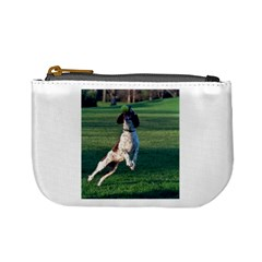 English Springer Catching Ball Mini Coin Purses