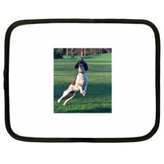 English Springer Catching Ball Netbook Case (XXL)