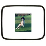 English Springer Catching Ball Netbook Case (XXL)  Front