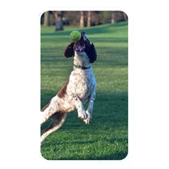 English Springer Catching Ball Memory Card Reader