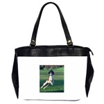 English Springer Catching Ball Office Handbags (2 Sides)  Front