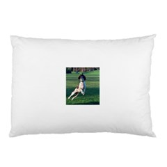 English Springer Catching Ball Pillow Case (Two Sides)