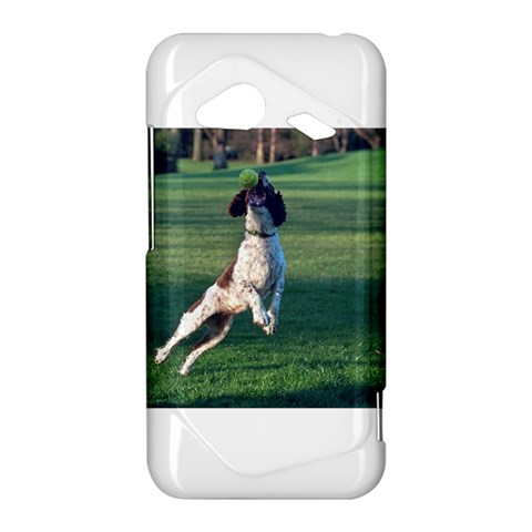 English Springer Catching Ball HTC Droid Incredible 4G LTE Hardshell Case