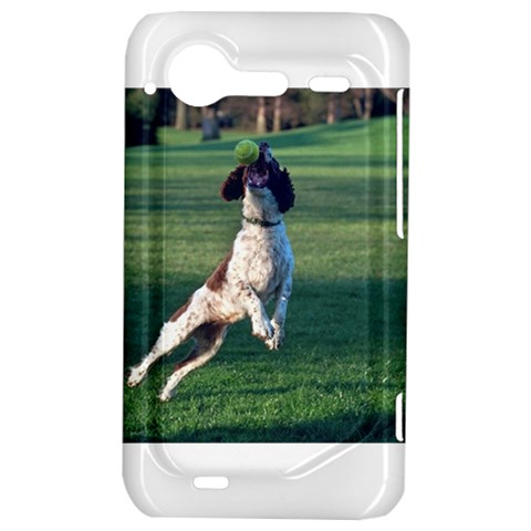 English Springer Catching Ball HTC Incredible S Hardshell Case