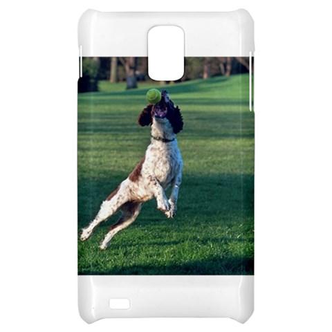 English Springer Catching Ball Samsung Infuse 4G Hardshell Case