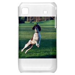 English Springer Catching Ball Samsung Galaxy S i9000 Hardshell Case